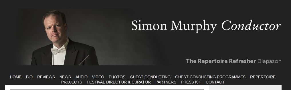 website simon murphy